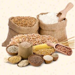 អង្ករនិងគ្រាប់ធញ្ញជាតិ Grain Products