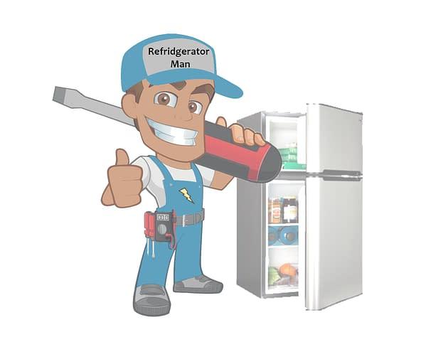 Refrigerator Man