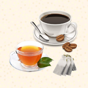 កាហ្វេនិងតែ Coffee & Tea