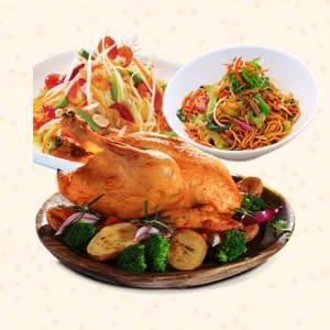 អាហារផ្ទះអ្នក Home Foods
