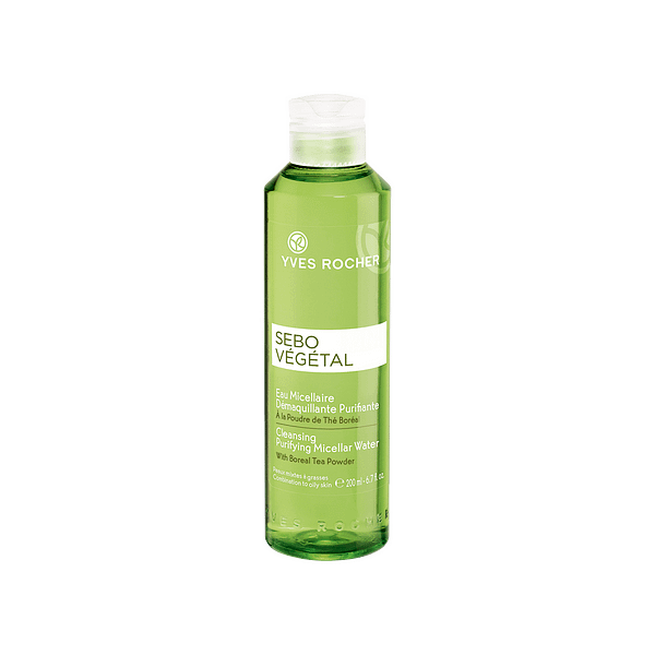 PURIFYING MICELLAR WATER 200ML BOTTLE