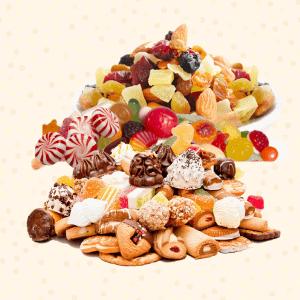 អាហារសម្រន់ និងស្ងួត Snack and Dried Foods