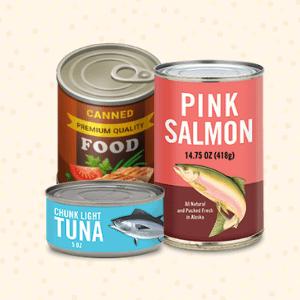 អាហារកំប៉ុង Canned Food